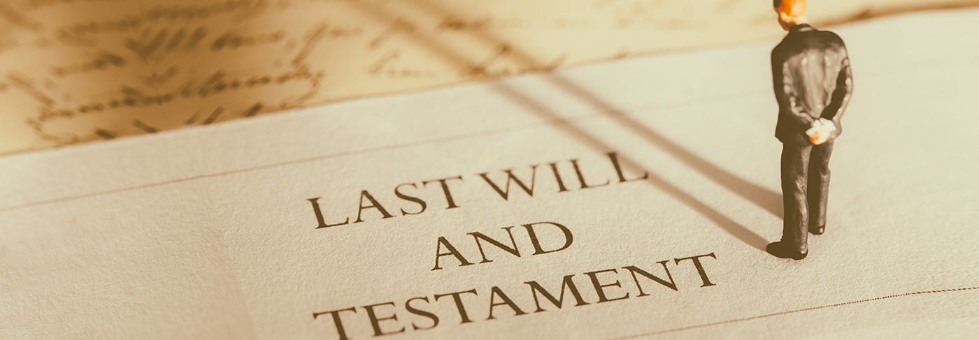 Why Everyone Should have a Will.